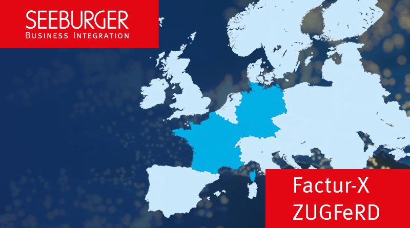 ZUGFeRD 2.1 and Factur-X 1.0 – The Common E-invoicing Standard from Germany and France