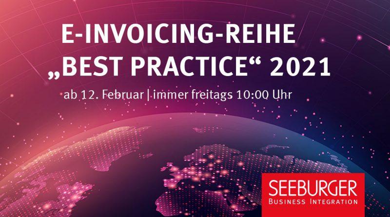 Seeburger e-invoicing Reihe 2021
